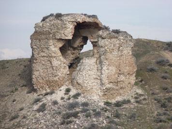 Ruinas-Castillo-El-Viso